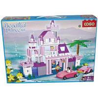 Конструктор Cogo 3252 Замок принцессы