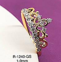 Кольцо корона золото оптом в Украине. Сравнить цены 2c941a16e1806
