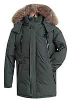 Подростковая куртка с наушниками 9-10