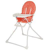 Детский стульчик для кормления Bambi HCY190-B-1 Оранжевый (intHCY190-B-1) КОД: 643635