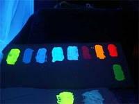 Алкидная эмаль дневная флуоресцентная АС-554