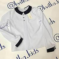 Блуза на девочку размеры 122-134-128 см