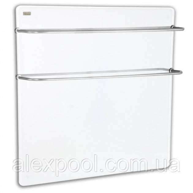 Полотенцесушитель стеклокерамический HGlass Basic 6060 W Белый 400 Вт