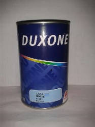Автоэмаль Duxone металлик DX - 200  Белая база  1л