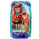 Кукла Enchantimals тигр Тензи Тигра Тайгер с питомцем FRH39, фото 9
