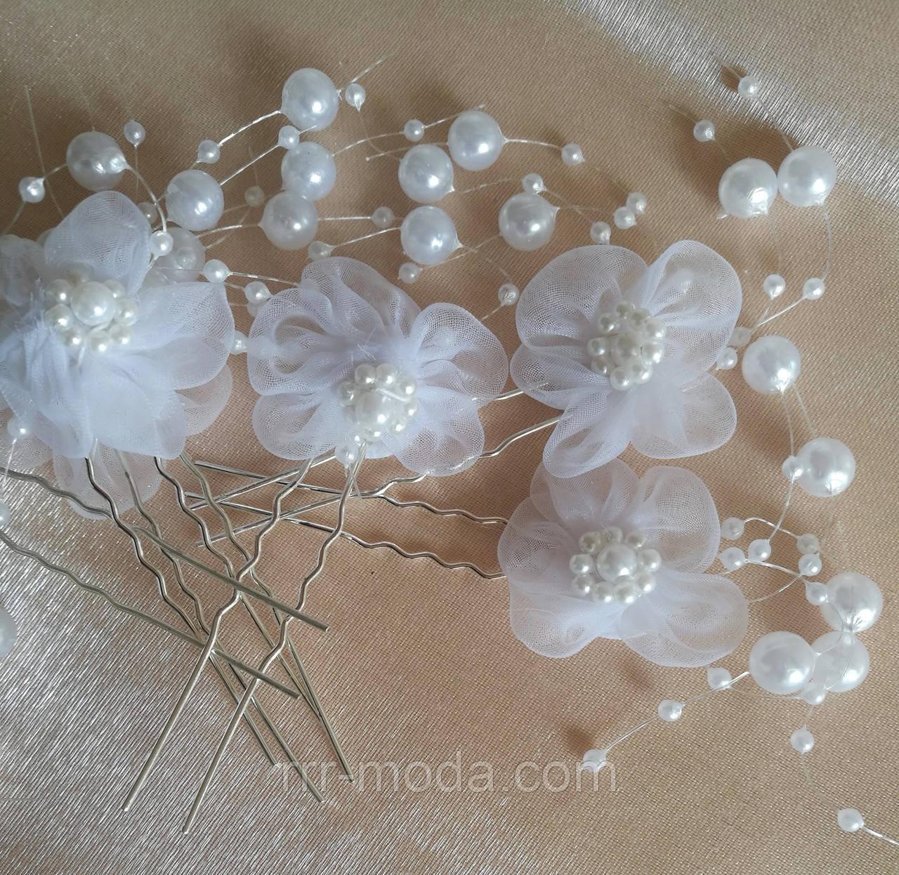 Модные свадебные украшения 2018. Свадебные шпильки оптом, свадебные украшения. 144