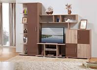 Світ Меблів  гостиная Виннер-3 1865х2580х470мм дуб сонома