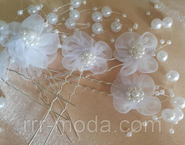 Свадебные украшения для причёсок свадебные шпильки оптом, фотография.