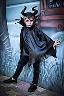 Карнавальный костюм Мелифисента черт,вампир,Хэлоуин,вампирша,чертенок, фото 1