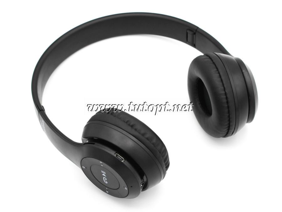 Наушники беспроводные P47 с Bluetooth, MP3 и FM