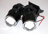 "Монолинзы Infolight - 2.0"" H3 ПТФ (противотуманные фары) 50мм"