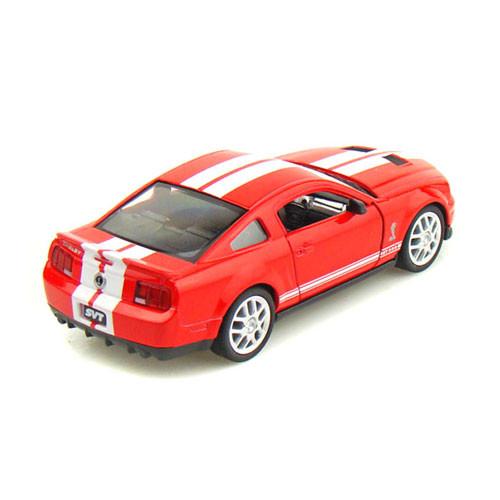Машинка металлическая Kinsmart KT5310 2007 Shelby GT500 1:38