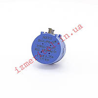 Потенциометр 3590S-2-101L 100 Ом, фото 1