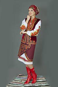 Український національний костюм № 77(44-56р.)  продажа 9efff6a104b34