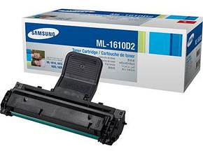 Заправка картриджа ML-1610D