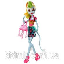 Кукла Monster High Лагунафаер (Lagoonafire) из серии Freaky Fusion Монстр Хай