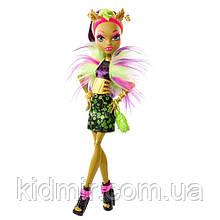 Кукла Monster High Кловенус Clawvenus из серии Freaky Fusion Монстр Хай