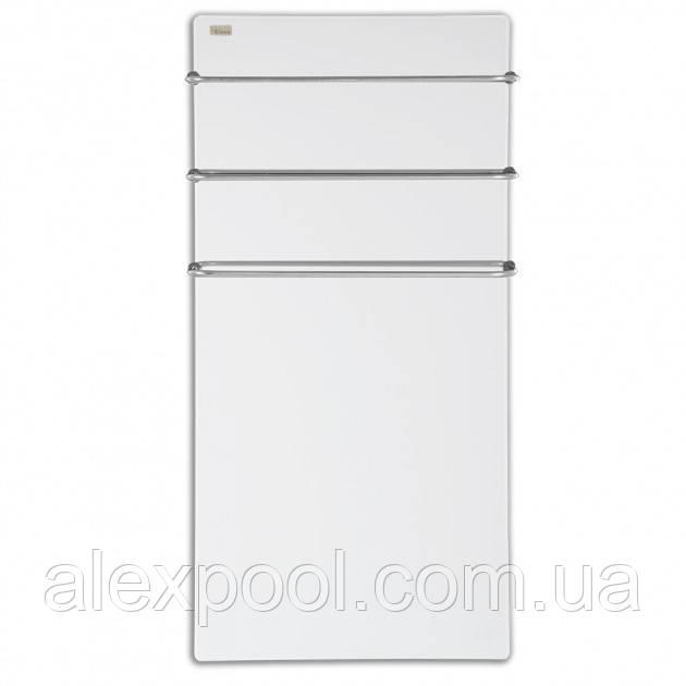 Полотенцесушитель склокерамічний HGlass Basic 5010 W Білий 550 Вт
