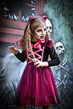 Детский карнавальный костюм к хеллоуину Кошка, фото 2