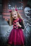 Детский карнавальный костюм к хеллоуину Кошка, фото 3