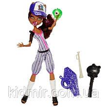 Кукла Monster High Клодин Вульф (Clawdeen Wolf) из серии Ghoul Sports Монстр Хай