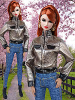 Одежда для кукол Барби - куртка