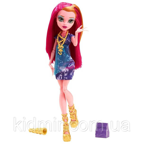 Кукла Monster High Джиджи Грант (Gigi Grant) из серии Freaky Field Trip Монстр Хай