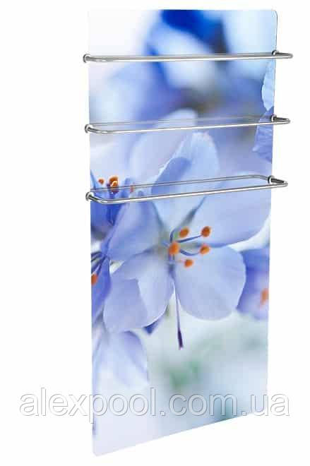 Полотенцесушитель склокерамічний HGlass Premium 5010 F Фотодрук 550 Вт