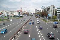 Утвердили список из 17 участков дорог в Киеве по которым разрешено ездить со скоростью до 80 км/ч.