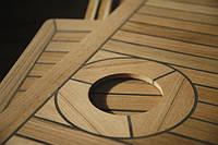 Изготовление и укладка тиковых палуб, фото 1