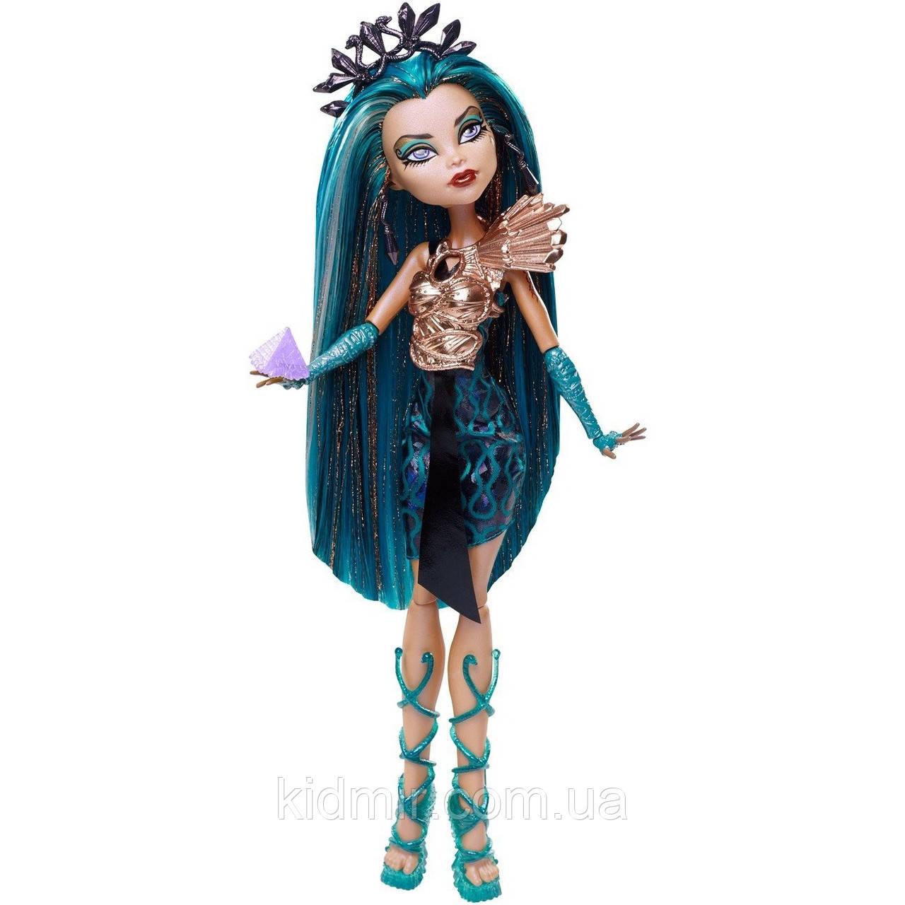 Кукла Monster High Нефера де Нил (Nefera de Nile) из серии Boo York Монстр Хай
