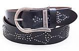 Женский кожаный ремень для джинс Matrix , фото 2
