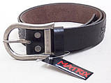 Женский кожаный ремень для джинс Matrix , фото 3