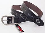 Женский кожаный ремень для джинс Matrix , фото 4