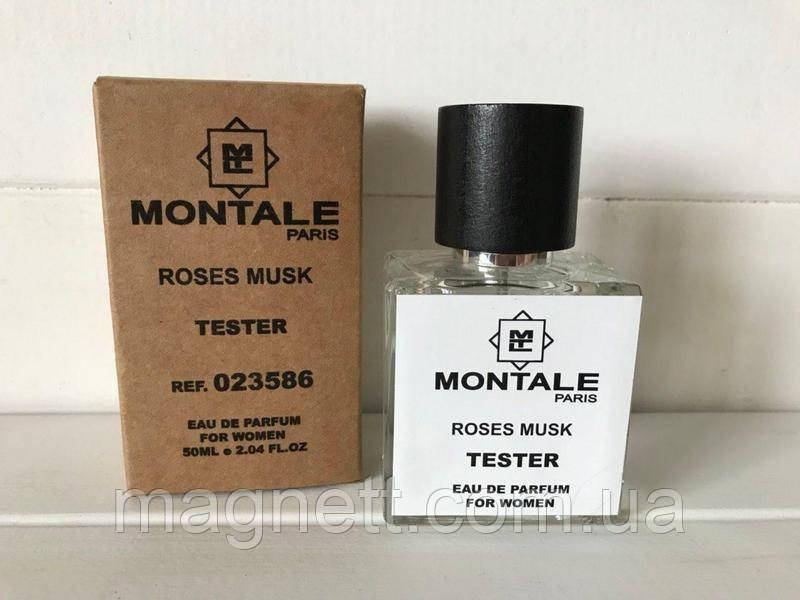 Мини-Тестер Montale Roses Musk  50ml (женские)