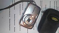 Цифровой фотоаппарат Panasonic DMC-S1 silver на запчасти Б.У