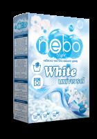 Стиральный порошок для всех видов стирки «NEBOlight» Universal WHITE 400г, фото 1