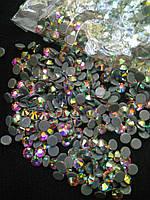 """Стразы ТМ """"CRYSTAL"""" горячей фиксации SS20 (4,8-5,0мм) Crystal AB . Цена за 144 шт, фото 1"""