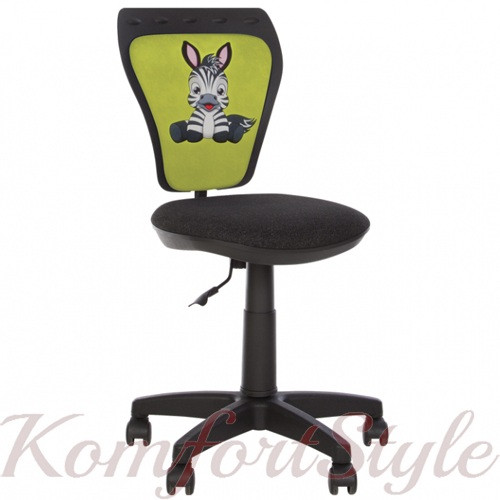 Ministyle (Министайл) GTS Zebra компьютерное кресло для ребенка
