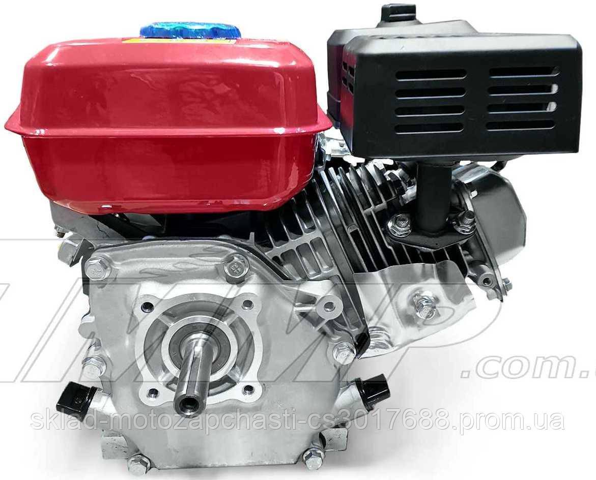 Двигатель 170F  d=20mm под шлиц  (7,5 HP, датчик масла , бумажный фильтр)