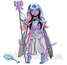 Лялька Monster High Рівер Стікс (River Styxx) з серії Haunted Student Spirits Монстр Хай