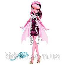 Лялька Monster High Дракулаура (Draculaura) з серії Haunted Getting Ghostly Монстр Хай