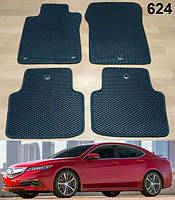 Коврики на Acura TLX '14-. Автоковрики EVA, фото 1