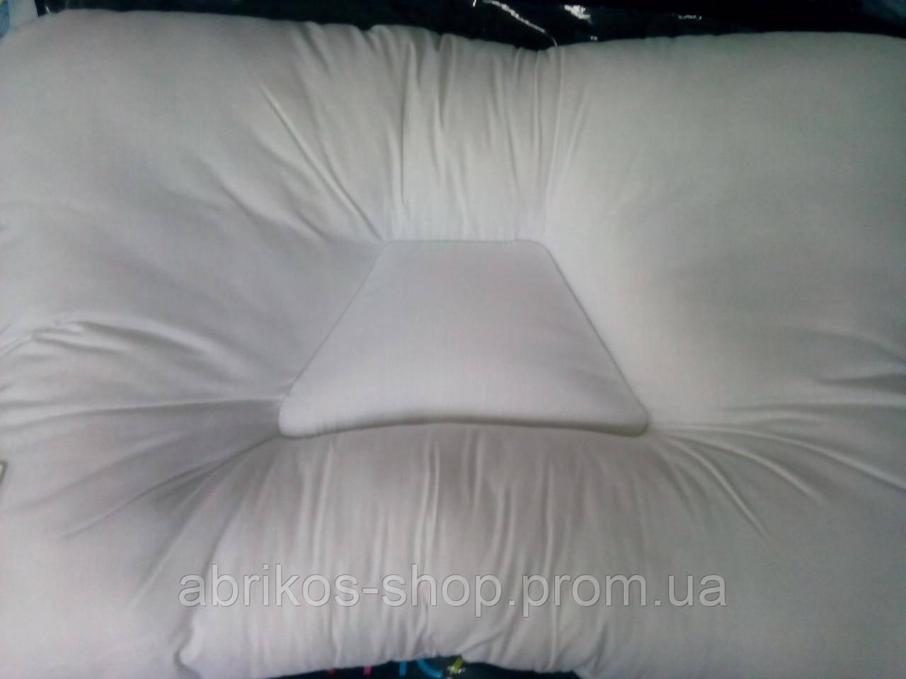 Подушка анатомическая для аллергиков и астматиков Odeja Comfort Special Sanja