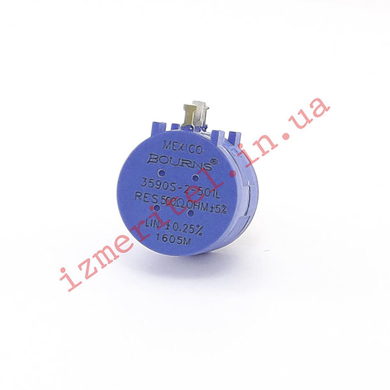 Потенциометр 3590S-2-501L 500 Ом