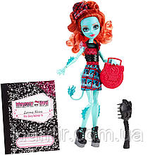Кукла Monster High Лорна МакНесси (Lorna McNessie) из серии Monster Exchange Program Монстр Хай