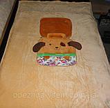 Детский плед Игрушка - Подушка, фото 3