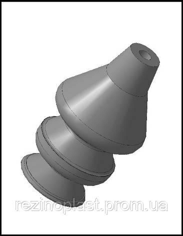 Присоска резиновая для яиц (Присоска гумова для яйця), фото 2