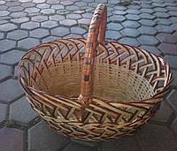 Плетеные корзины для подарков, фото 1