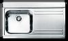 Кухонная мойка врезная Apell (Smeg) 51x90x23